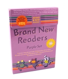 Brand New Readers Purple Set