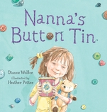 Nanna's Button Tin