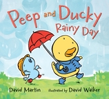 Peep and Ducky Rainy Day