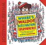 Where's Waldo? Destination: Everywhere!
