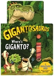 Gigantosaurus: Where's Giganto?