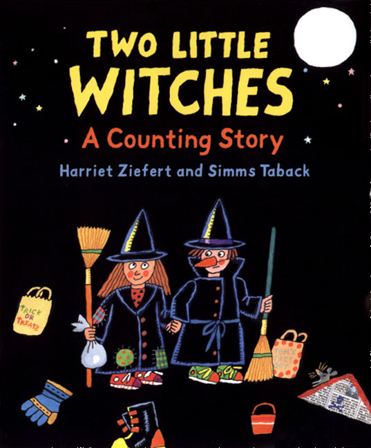 Two Little Witches Book