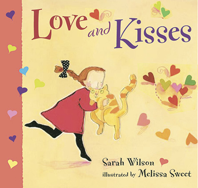 Children Book Love and Kisses by Sarah Wilson