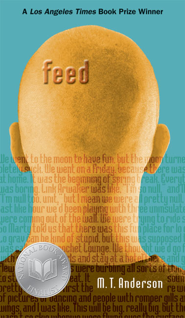 a review of feed by m t anderson This common core aligned item aims to promote active reading and review of  the novel feed by mt anderson additionally, it aims to.