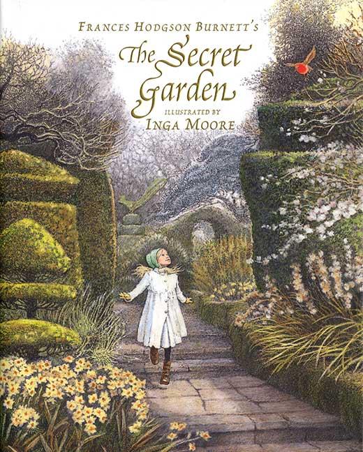 The Secret Garden By Frances Hodgson Burnett 272 Pp RL 4