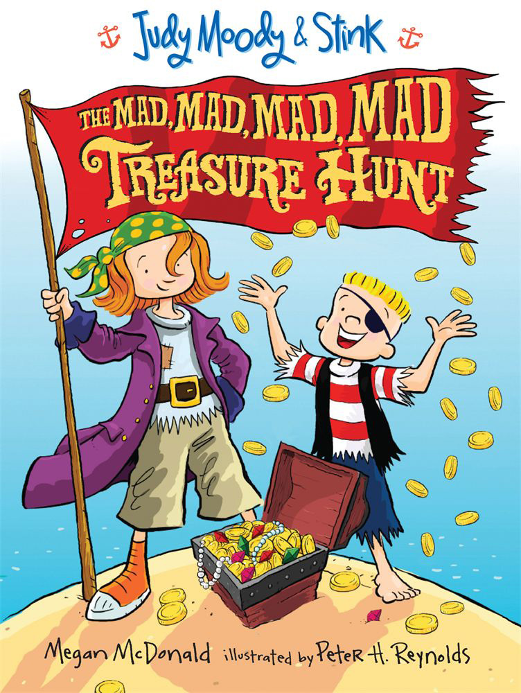 Candlewick Press - Judy Moody and Stink: The Mad, Mad, Mad ...