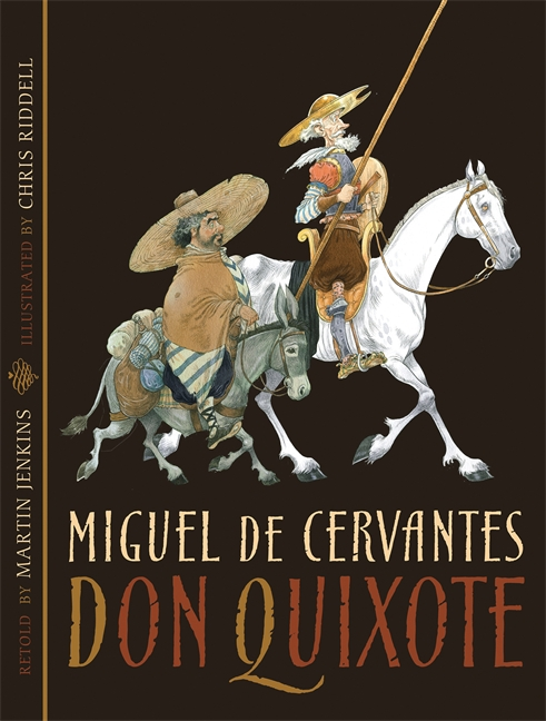 The many perspective views of the novel don quixote