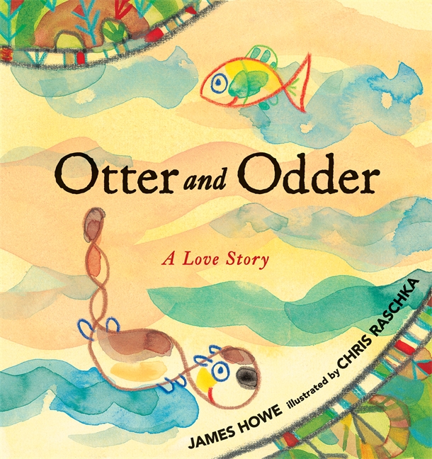 Children book Otter and Odder by James Howe
