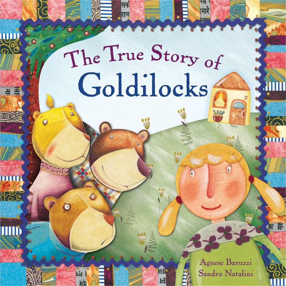 Candlewick Press - The True Story of Goldilocks