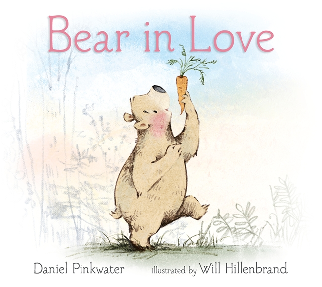 Children book Bear in Love by Daniel Pinkwater