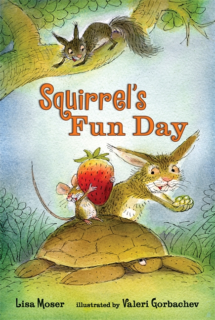 Squirrel's Fun Day