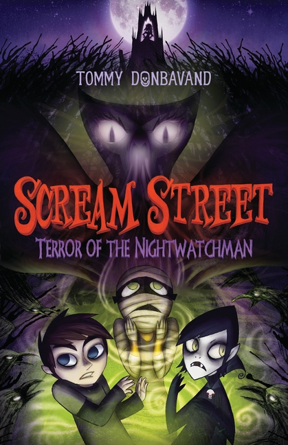 Scream Street: Terror of the Nightwatchman