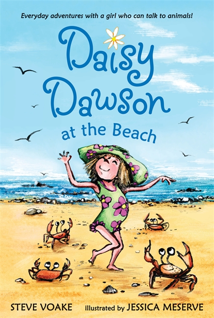 Daisy Dawson at the Beach