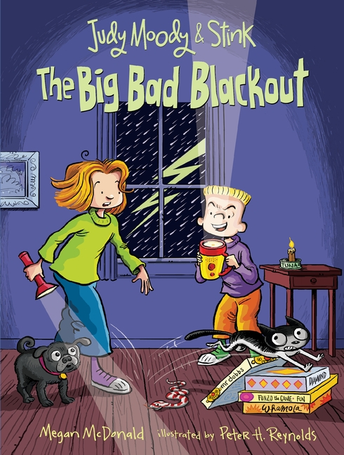 Judy Moody and Stink:The Big Bad Blackout