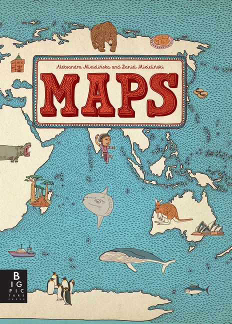 Maps travel the world without leaving your living room children s