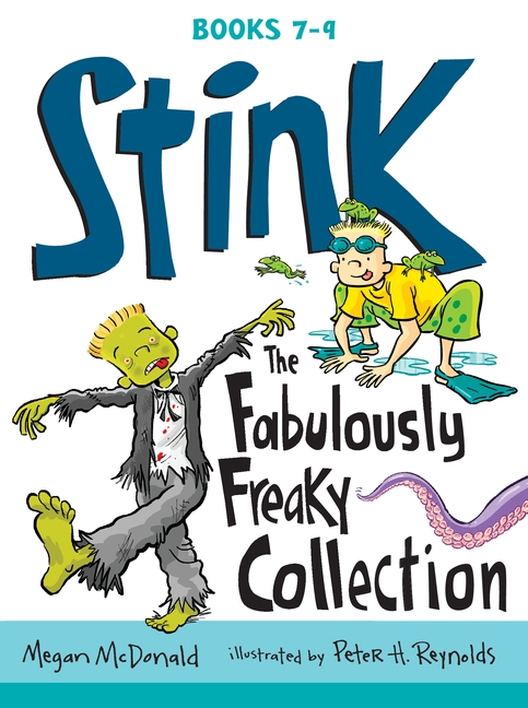 Stink: The Fabulously Freaky Collection