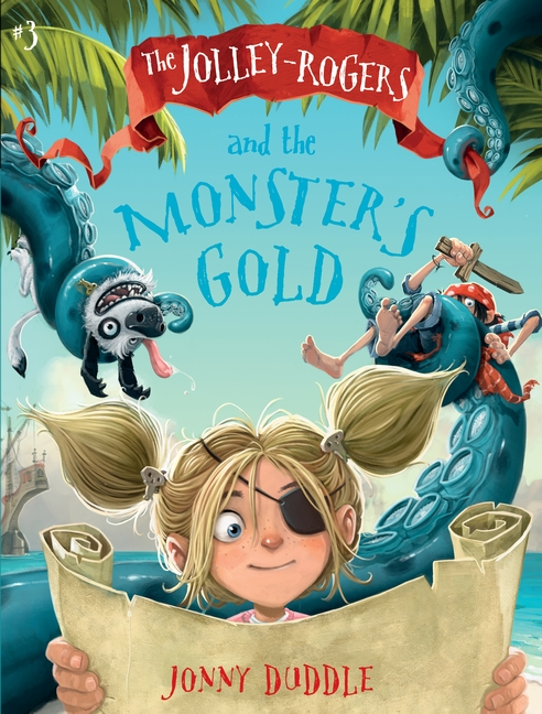 The Jolley-Rogers and the Monster's Gold