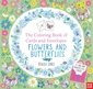 The Coloring Book of Cards and Envelopes: Flowers and Butterflies
