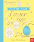 Press Out and Color: Easter Eggs