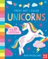 Press Out and Color: Unicorns
