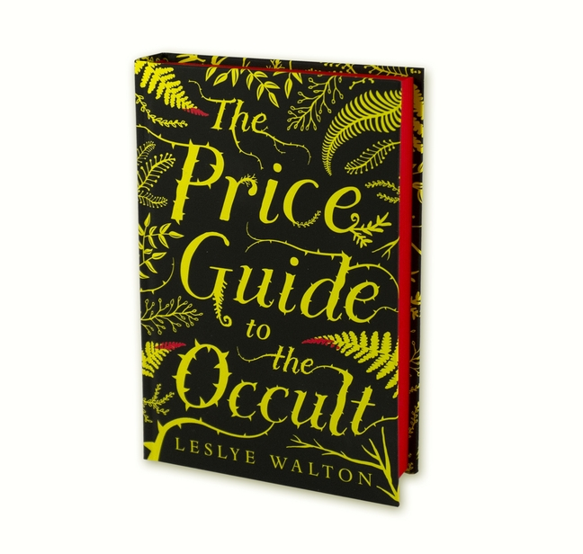 The price guide to the occult by leslye walton (drc): witchcraft.